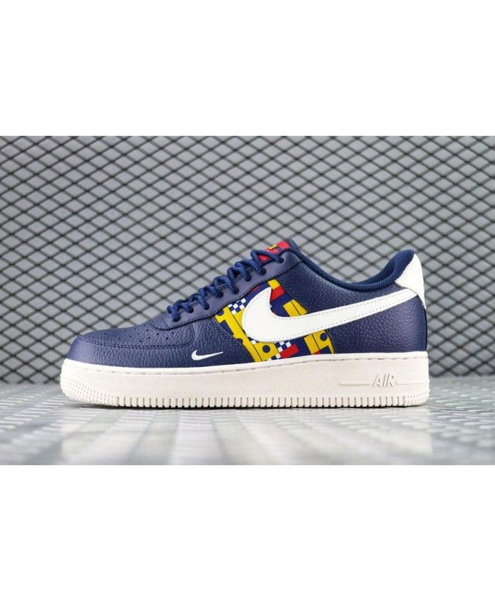 nike air force nautical redux