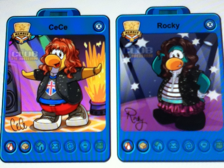 how to meet cadence on clubpenguin