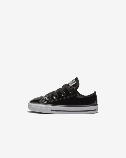 ba52c398d0abad Converse Chuck Taylor All Star Patent  90s Low Top Little Kids  Shoe ...