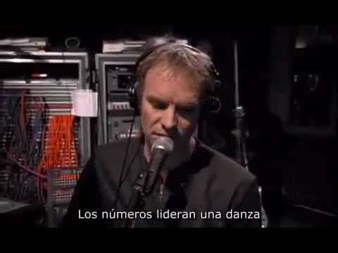 Sting - Shape of my heart (subtítulos en español)