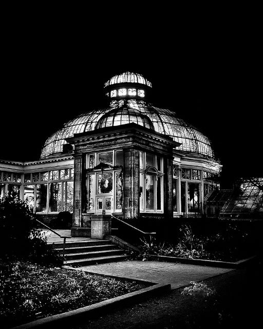 Allan Gardens Conservatory Palm House, Toronto.