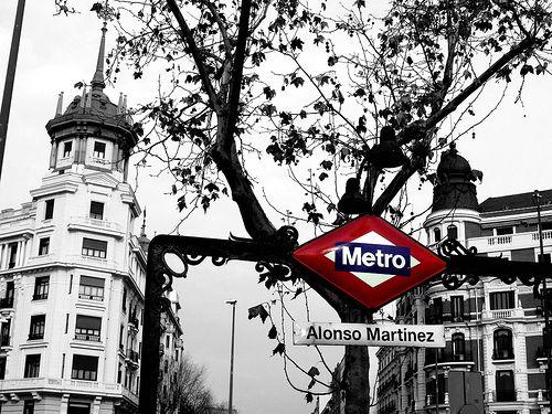 Metro Alonso Martínez