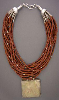 DORJE DESIGNS   ... ethnic jewelry and tribal jewelry -- Dorje Designs ($200-500) - Svpply