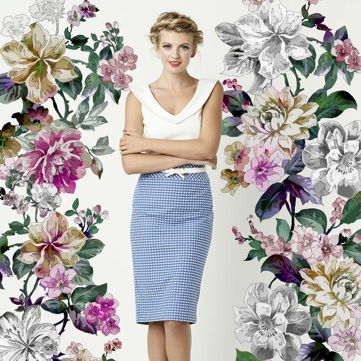 The Jolene Top & Matilda Skirt