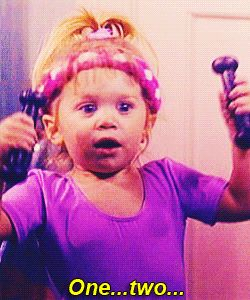 But then you're like... | 30 Things Michelle Tanner Can Teach You About Dating Like A Grown-Up