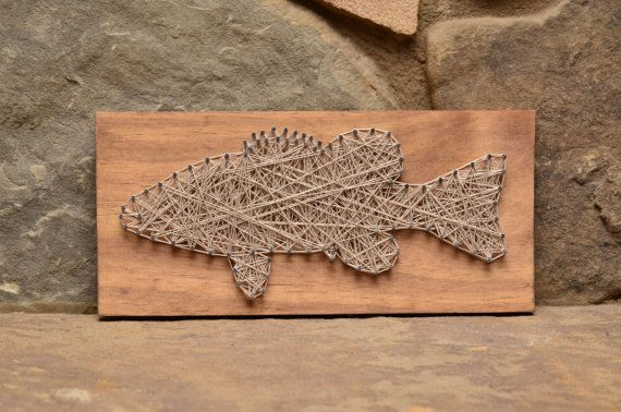 88 best string art images on pinterest for Fish string art