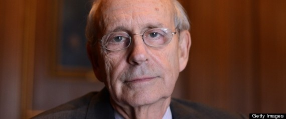 Supreme Court Justice Stephen Breyer Has Shoulder Surgery After Bike Accident - Huffington Post http://www.buttemtnews.com/     #Supreme #Surgery #Huffington #WASHINGTON #William #Korean