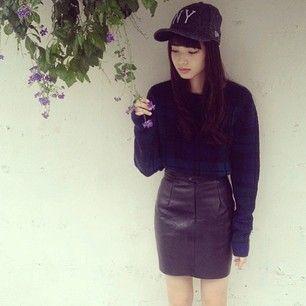 Instagram photo by komatsu7stagram - ♡ #小松菜奈 #nanakomatsu #cute #model #fashion