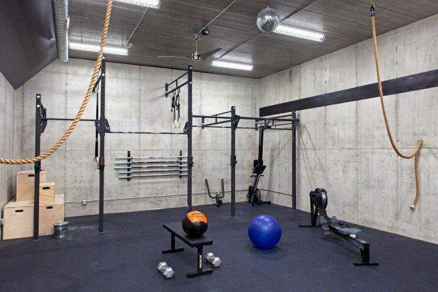 Best ideas about garage gym on pinterest home