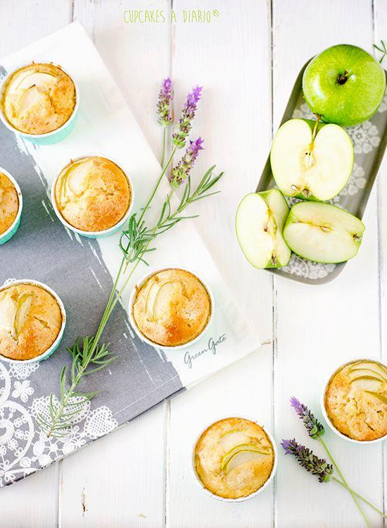 Muffins de manzana y una edición limitada para Halloween