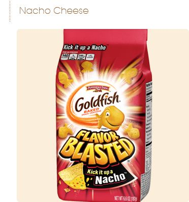 Pepperidge Farm® - Goldfish® Flavor Blasted® Nacho