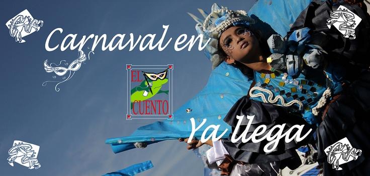 Descubre nuestra fiesta de carnaval 2013. Muy pronto en El Cuento. Madrid, Ocio nocturno, Salir de copas por Madrid