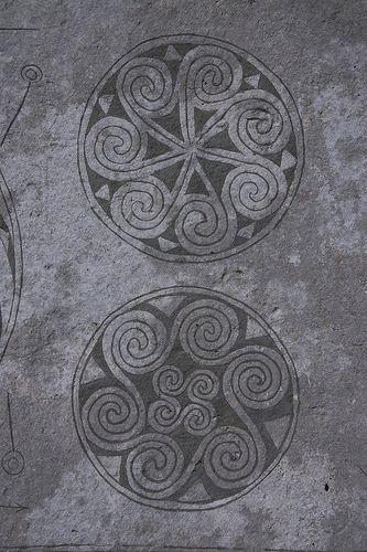 Viking picture stones