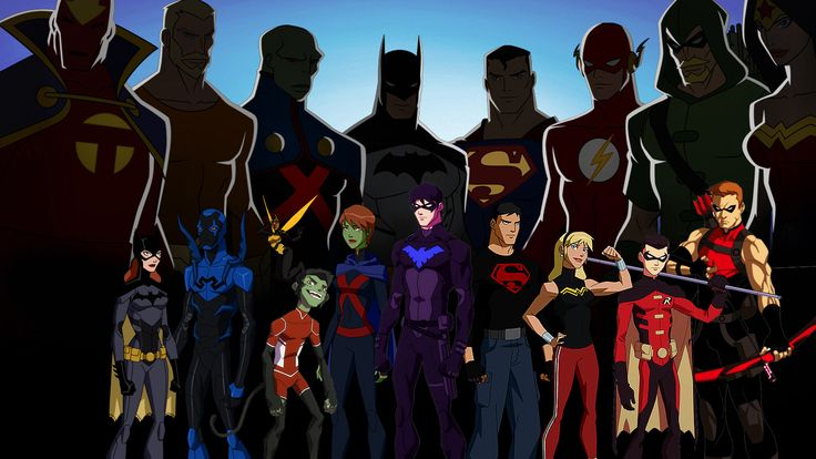 Young Justice - season 2 cast