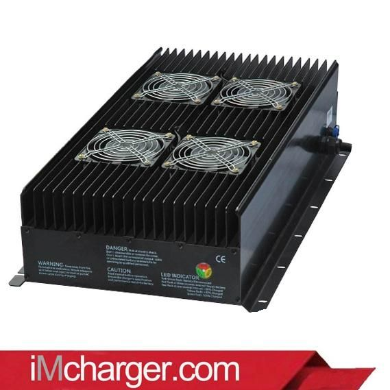 48v 120a battery charger for 1.5ton electric lift trucks - China -