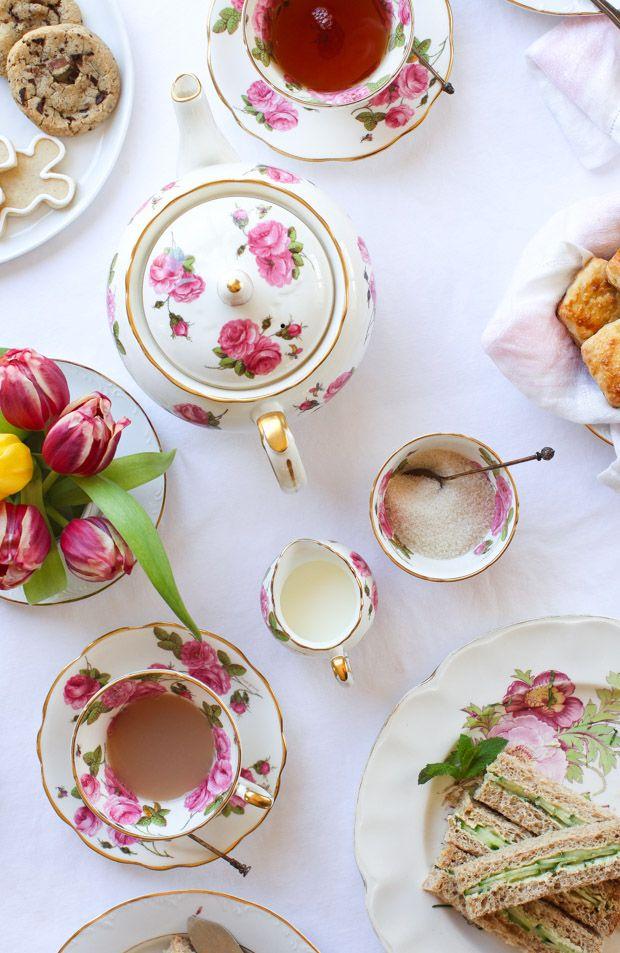 An Afternoon Tea Baby Shower 223 best