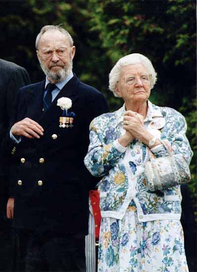 HM Queen Juliana of the Netherlands and HRH Prince Bernhard of the Netherlands, Prince of Lippe-Biesterfeld
