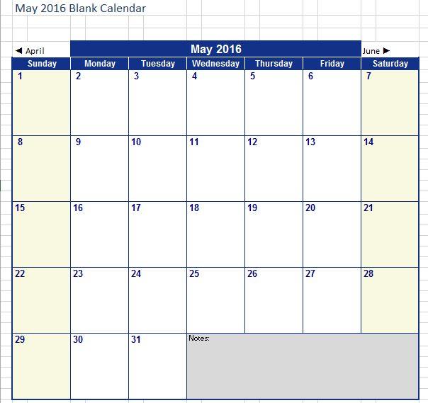 May Calendar Xls : Blank may calendar portrait http templatecalendar