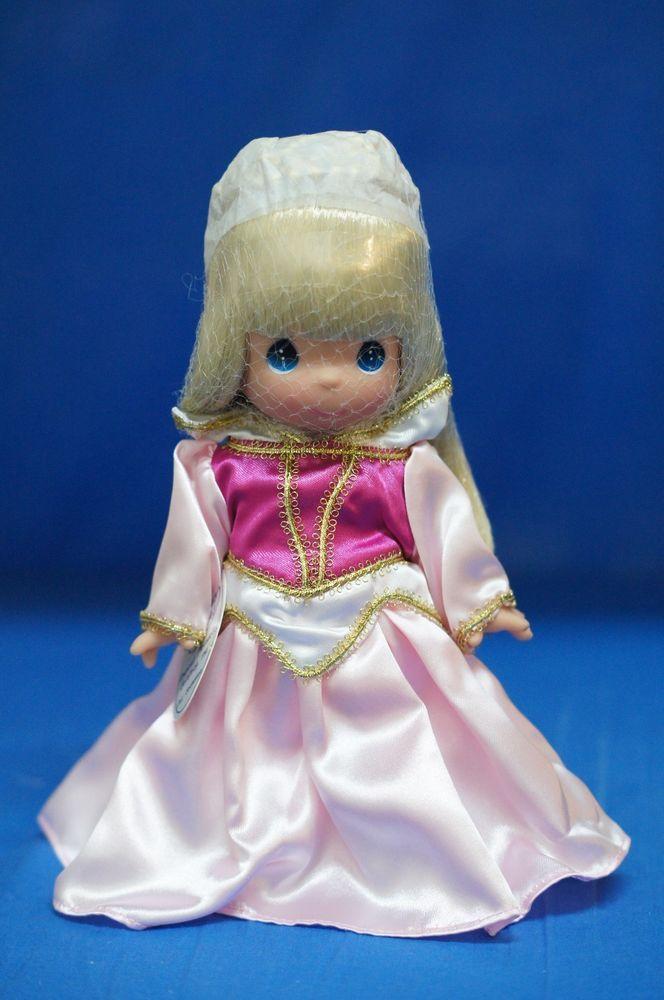 "Sleeping Beauty 9"" Doll #1865 Fairy Tales Series Disney Precious Moments Signed #PreciousMoments #Dolls"