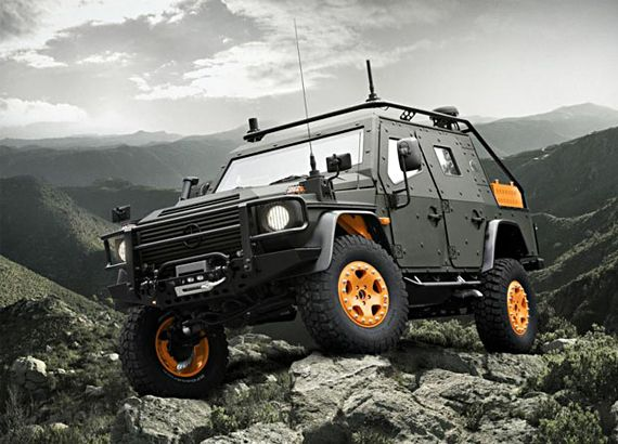 10 Best Vehicles to survive the zombie apocalypse
