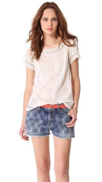belden blouse / joie