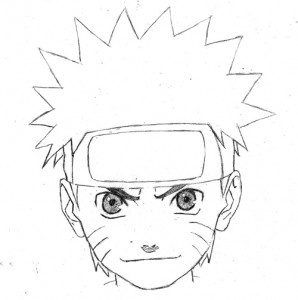 7 best drawing images on pinterest how to draw naruto - Croquis naruto ...