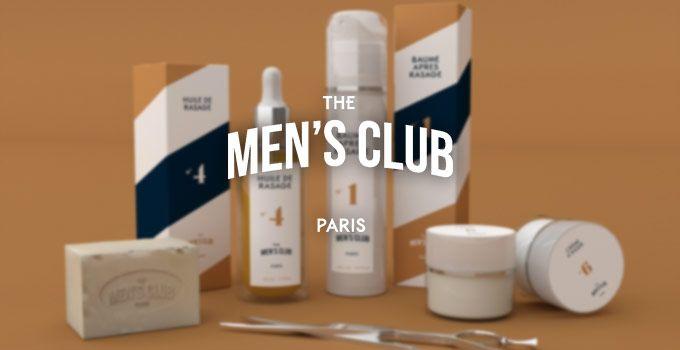 The men's club, des soins au service de votre barbe [Avis et test]