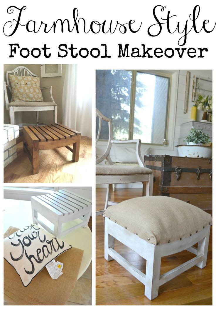 320 Best Ottoman Stools Tables Images On Pinterest
