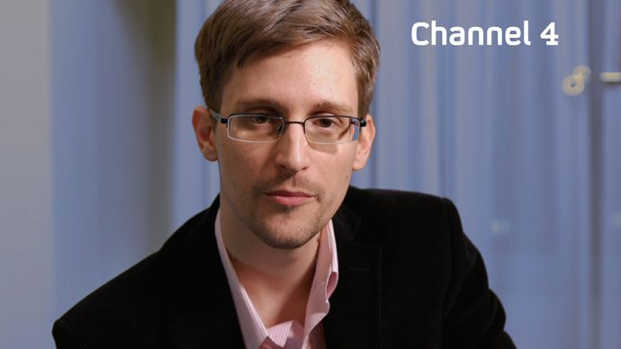 True Patriot says; 'Tracked everywhere you go': Snowden delivers Xmas message on govt spying