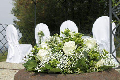 Und noch einmal Heiraten - diesmal im Weingarten. Im Weingut Kranachberg in der Südsteiermark.