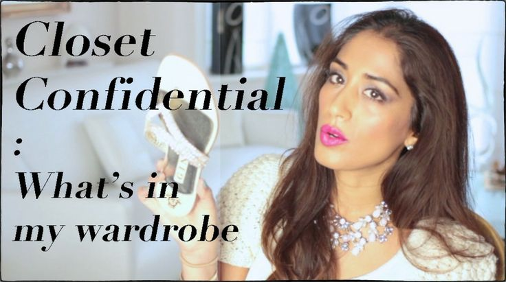 A Peak Into My Wardrobe… a new VIDEO now up on my YouTube Channel www.youtube.com/superambarina - let me know what you think !