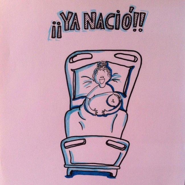 30 caricaturas del diario de una mamá inesperada ¡Para reír! | Blog de BabyCenter
