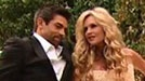 """Real Housewives of Orange County"" star Tamra Barney is getting ready to marry fiance Eddie Judge.    ""Yes, we have set a date and it is only a few months away,"" she posted on her Twitter page on Valentine's Day.    In the trailer for season eight of the show, Barney is seen trying on a wedding dress with designer Mark Zunino. Footage also includes a bridal photo shoot and a bachelorette party complete with a male stripper.    Barney has been married twice before. She and Judge got engaged…"