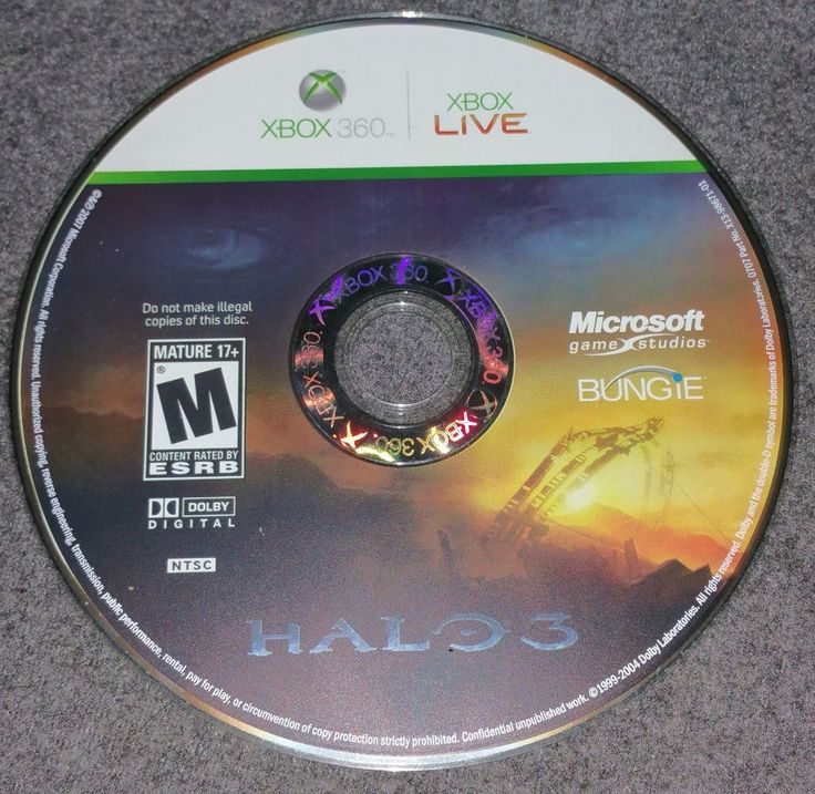 Halo 3 Xbox 360 First Person Shooter Game Mature Strategy Action Kill Shoot