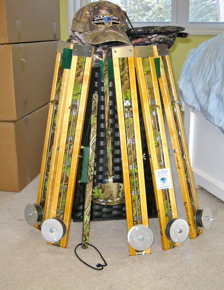 17 best images about pack basket on pinterest ash for Ice fishing traps