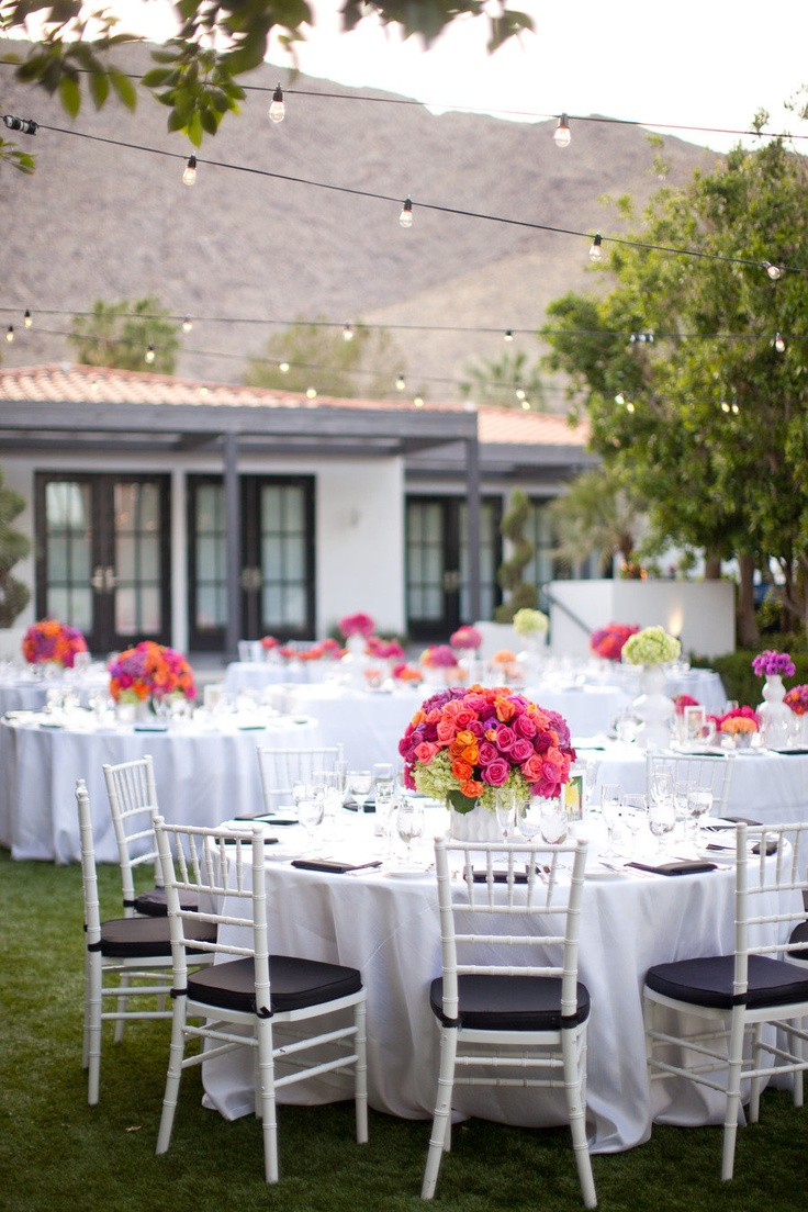 Viceroy Palm Springs Hotel Wedding By Candice Benjamin