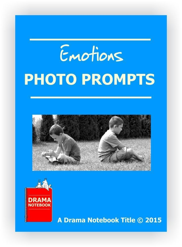 Great collection of twelve photos portraying a wide range of emotions. Includes instructions and discussion questions for each photo.