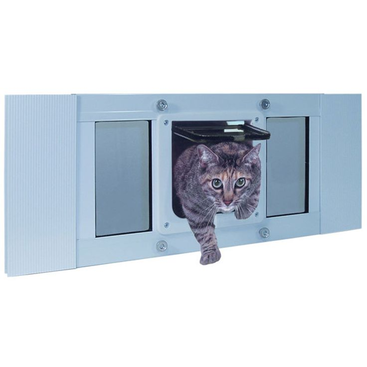 Perfect Pet By Ideal Cat Flap Sash Window Cat Door For