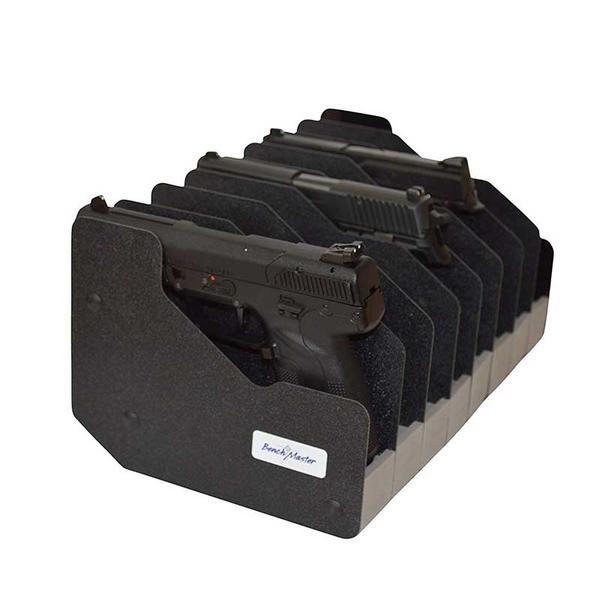 Benchmaster Six Gun Pistol Rack BMWRM16