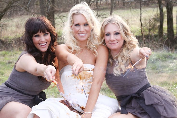Caroline Bryan Trash The Dress -- Southern Style (Wife to Luke Bryan)