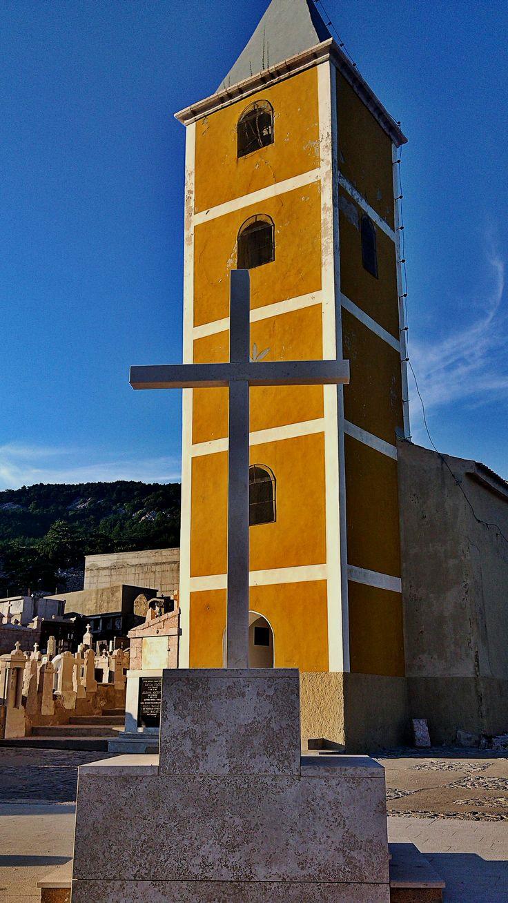 Sveti Jurje, Baška. #Baska #Croatia #Photo #Photography #Church