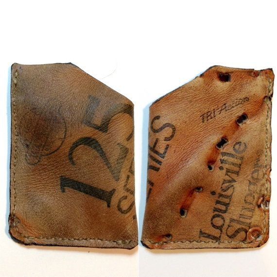 17 Best images about Repurposed Baseball Glove Wallets on ...