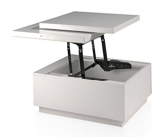 Las 25 mejores ideas sobre mesa centro elevable en - Mesas salon elevables ...