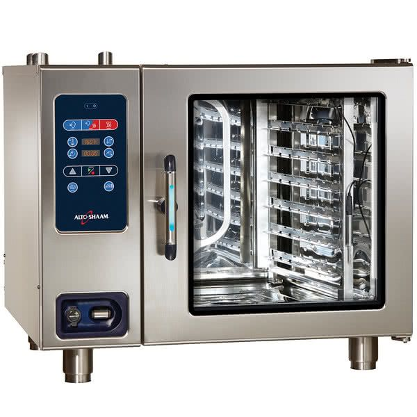 Alto-Shaam CTC7-20E Combitherm Electric Boiler-Free 16 Pan