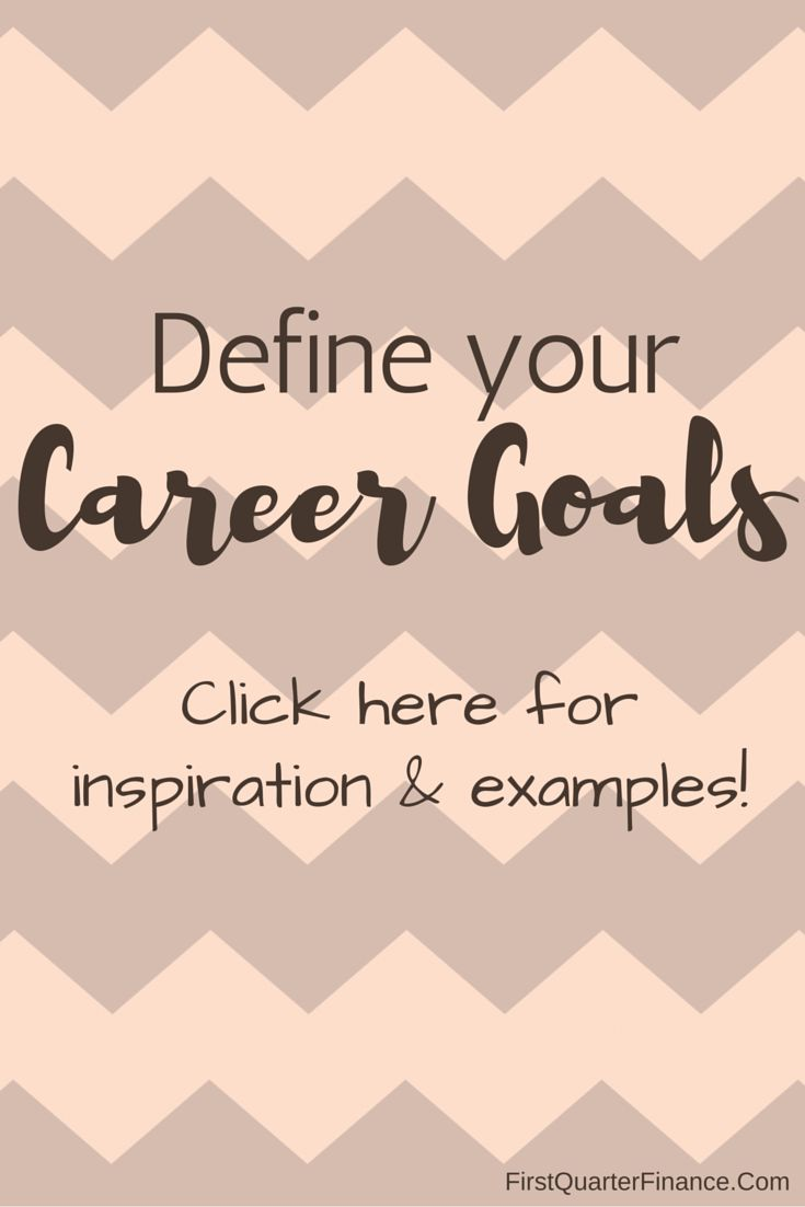 meilleures id eacute es agrave propos de career goals sur start your career on the right foot define your career goal these inspiration and