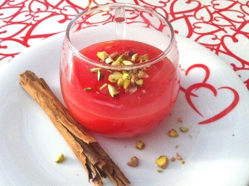 Gelo di anguria http://www.ilcuoreinpentola.it/ricette/dolci/gelo-danguria-o-gelo-di-melone/