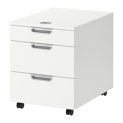 ikea galant drawer unit on castors white 10 year guarantee read about the terms in the guarantee brochureyou choose your own code for the