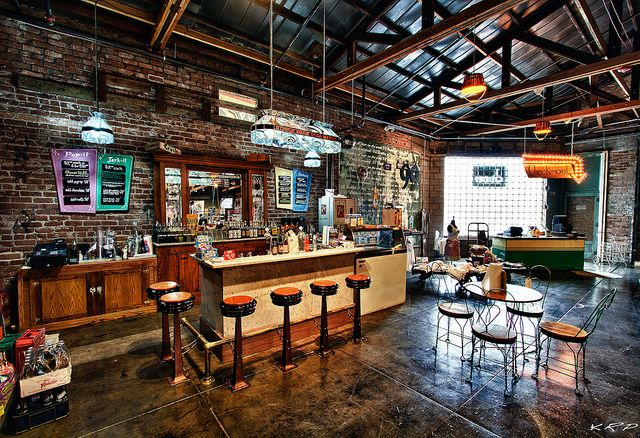 The Duce -- 525 S. Central Avenue, Phoenix, AZ -- Fun place for live music, shopping, shuffle board, boxing, and great food and drinks!