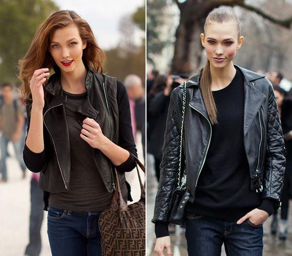 Így öltözködik a hétköznapokban a szupermodell