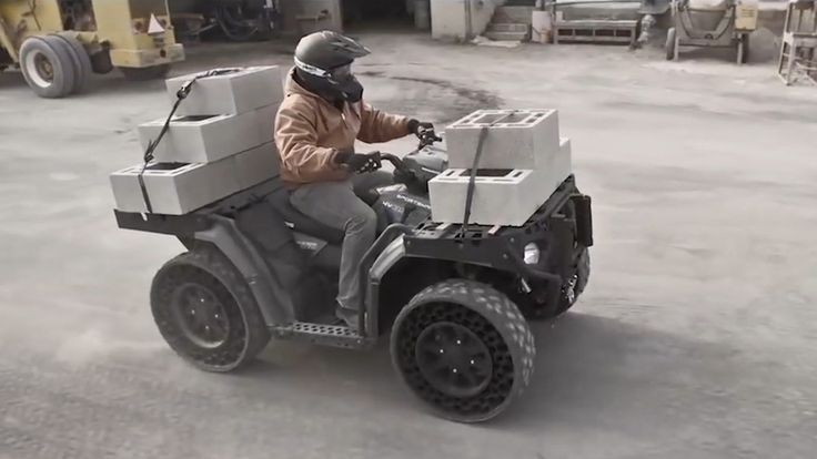 Tackle the most rugged adventures on this tough off-road vehicle